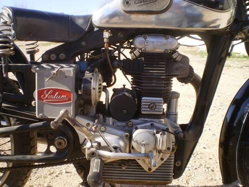 Sertum vt sport monotubo 250cc ohv 1948 For Sale (picture 4 of 6)