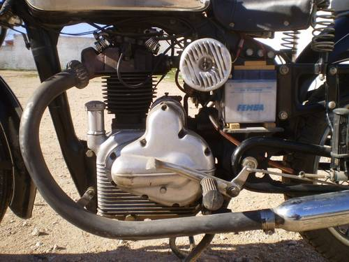Sertum vt sport monotubo 250cc ohv 1948 For Sale (picture 5 of 6)