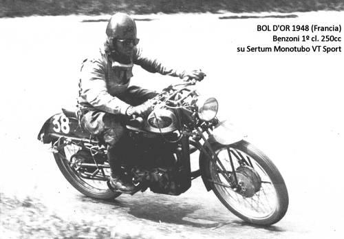 Sertum vt sport monotubo 250cc ohv 1948 For Sale (picture 6 of 6)
