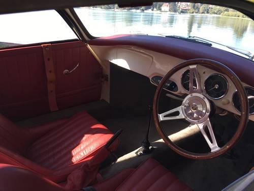 1967 PORSCHE 356A COUPE REPLICA For Sale (picture 2 of 6)