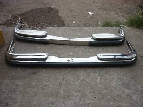 Mercedes Benz W108/W109 Stainless Steel Bumper For Sale (picture 1 of 4)