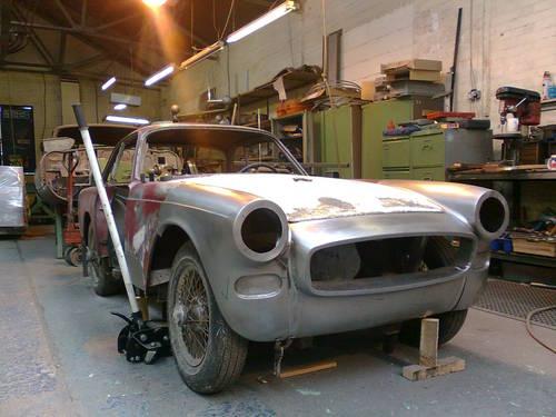 1960 Very Rare Triumph Italia Project SOLD (picture 1 of 6)