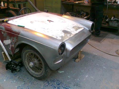 1960 Very Rare Triumph Italia Project SOLD (picture 2 of 6)