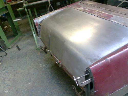 1960 Very Rare Triumph Italia Project SOLD (picture 3 of 6)