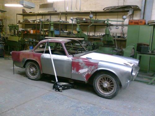 1960 Very Rare Triumph Italia Project SOLD (picture 4 of 6)
