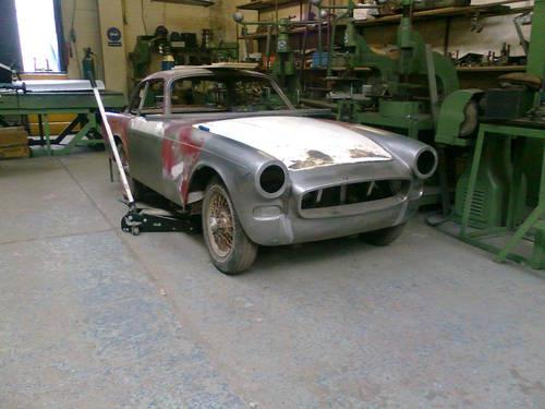1960 Very Rare Triumph Italia Project SOLD (picture 5 of 6)