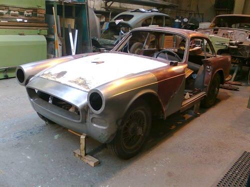 1960 Very Rare Triumph Italia Project SOLD (picture 6 of 6)
