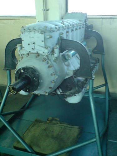 Aircraft engine JUMO-211-J 1943 WWII For Sale (picture 1 of 1)
