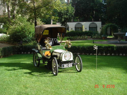 1904 1905 - Otav 5,5 hp bodied by Carrozzeria Castagna  For Sale (picture 1 of 5)