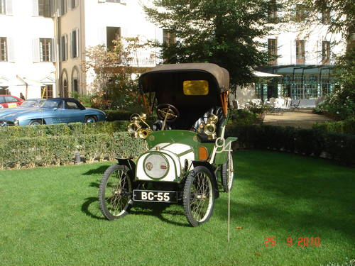 1904 1905 - Otav 5,5 hp bodied by Carrozzeria Castagna  For Sale (picture 2 of 5)