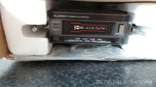 radiomobile radio cassette player For Sale (picture 1 of 1)