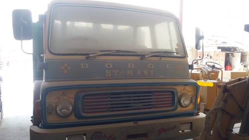 1974 Dodge 500 series tipper For Sale (picture 1 of 6)