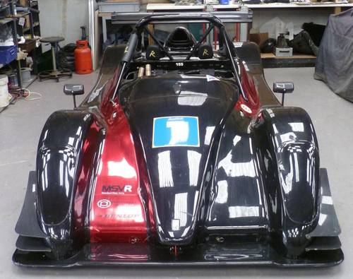 2011 Radical SR8 RX SOLD | Car And Classic