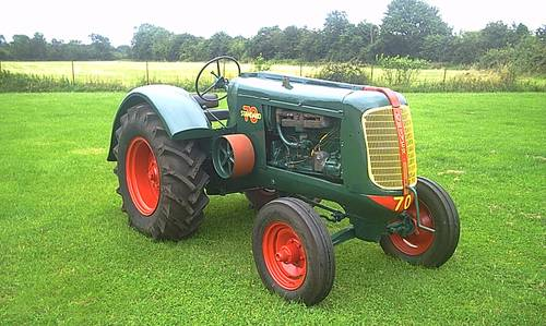 Oliver 70 Standard 1948 Sold Car And Classic