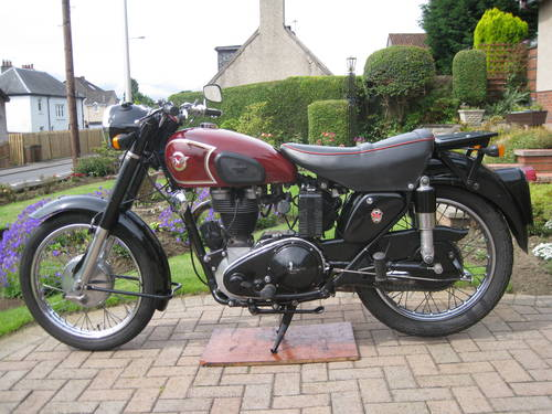 1955 matchless G3LS 1955 350cc SOLD (picture 2 of 5)