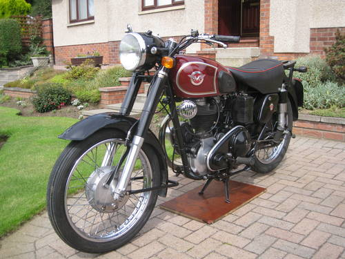 1955 matchless G3LS 1955 350cc SOLD (picture 4 of 5)