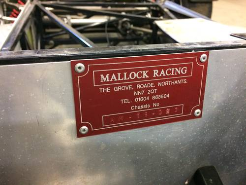 1974 MALLOCK CLUBMANS RACE CAR SOLD (picture 5 of 6)