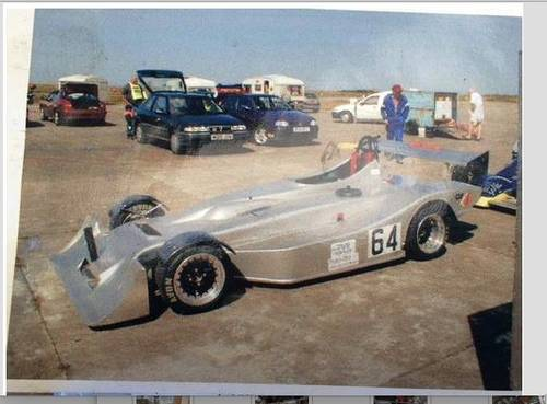 1974 MALLOCK CLUBMANS RACE CAR SOLD (picture 1 of 6)