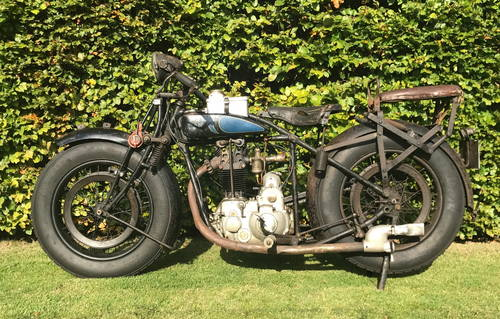 F.N. - M60 - Confort  350cc ohv   1926 For Sale (picture 1 of 6)
