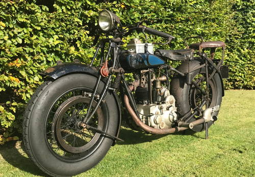 F.N. - M60 - Confort  350cc ohv   1926 For Sale (picture 2 of 6)