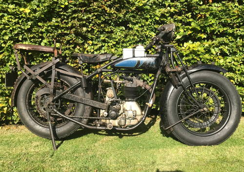 F.N. - M60 - Confort  350cc ohv   1926 For Sale (picture 3 of 6)