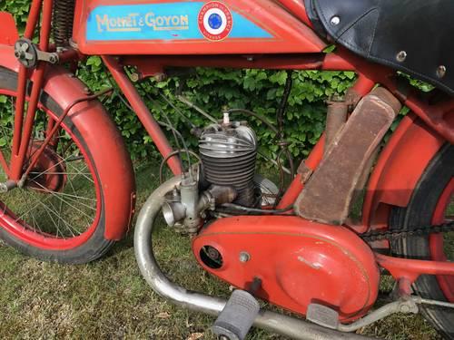 1928 Monet-Goyon - T  Villiers engine Super Sport TT For Sale (picture 2 of 6)