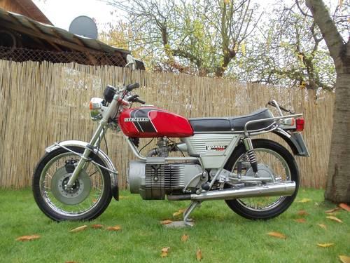 1974 Hercules W2000 Wankel SOLD (picture 1 of 6)