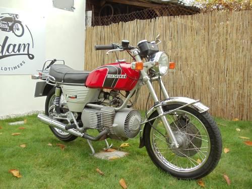 1974 Hercules W2000 Wankel SOLD (picture 4 of 6)