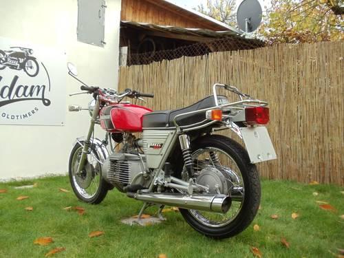 1974 Hercules W2000 Wankel SOLD (picture 5 of 6)