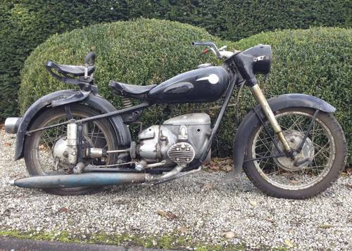 1956 MZ  (IFA) - BK 350  boxer- shaft drive For Sale (picture 1 of 6)