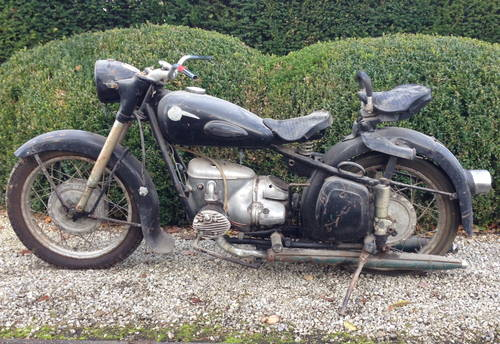 1956 MZ  (IFA) - BK 350  boxer- shaft drive For Sale (picture 4 of 6)