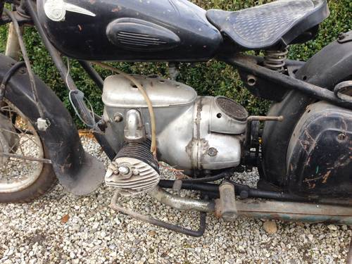 1956 MZ  (IFA) - BK 350  boxer- shaft drive For Sale (picture 5 of 6)