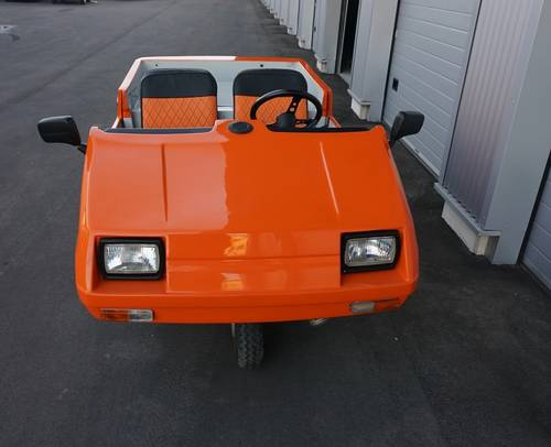 1978 BMA Amica Spider, microcar For Sale (picture 1 of 6)