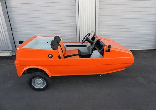 1978 BMA Amica Spider, microcar For Sale (picture 2 of 6)