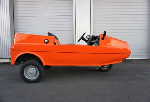 1978 BMA Amica Spider, microcar For Sale (picture 3 of 6)
