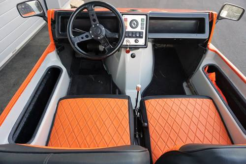 1978 BMA Amica Spider, microcar For Sale (picture 5 of 6)