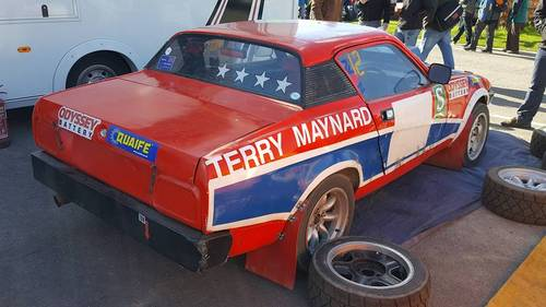 1977 Triumph TR8 .409BHP,Rallycar Rallycross,Hillclimb For Sale (picture 4 of 6)