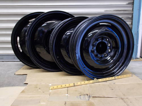 Steel Wheels For Sale >> Hot Rod Steel Wheels 18 16 For Sale Car And Classic