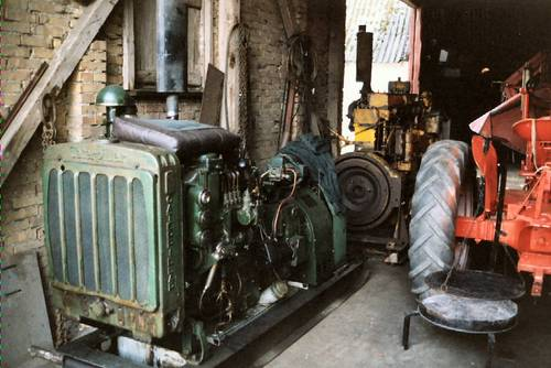 1942 WW2 RAF generator with Caterpillar D4 engine For Sale (picture 2 of 2)
