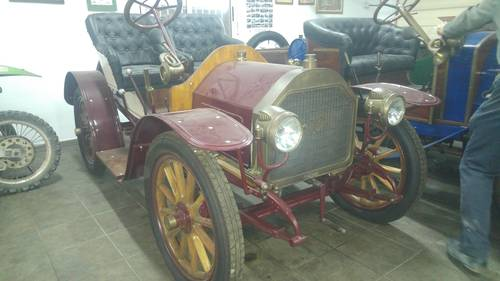 WERNER 1906 6CV For Sale (picture 4 of 6)