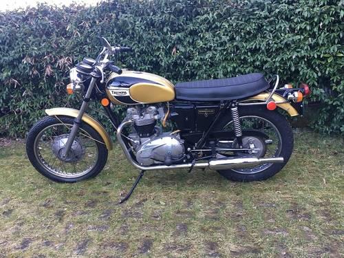 1970 Triumph Bonneville For Sale (picture 3 of 6)
