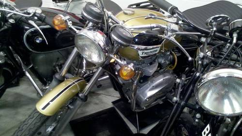 1970 Triumph Bonneville For Sale (picture 5 of 6)