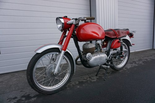 1958 BIANCHI Mendola 125   For Sale (picture 1 of 6)