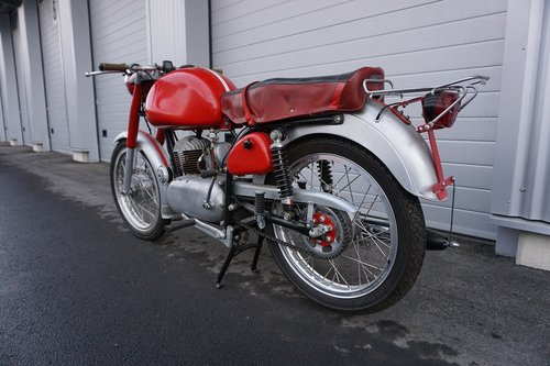 1958 BIANCHI Mendola 125   For Sale (picture 2 of 6)