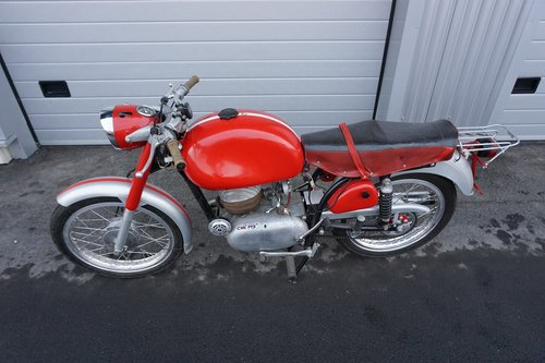 1958 BIANCHI Mendola 125   For Sale (picture 3 of 6)