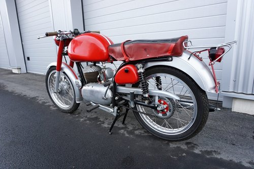 1958 BIANCHI Mendola 125   For Sale (picture 4 of 6)