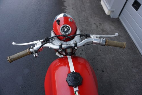 1958 BIANCHI Mendola 125   For Sale (picture 5 of 6)
