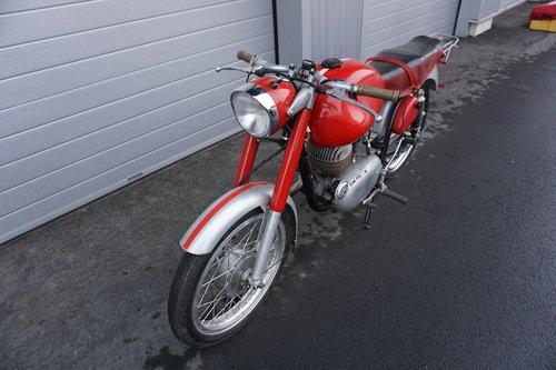 1958 BIANCHI Mendola 125   For Sale (picture 6 of 6)