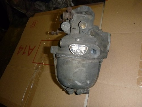 zenith carburator For Sale (picture 3 of 4)