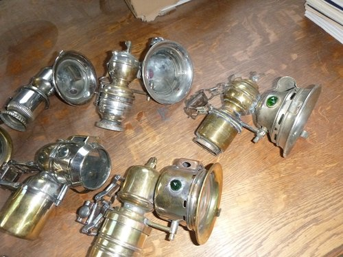 1943 lamps for old bikes For Sale (picture 5 of 6)